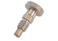Pull Pin with knurled knob